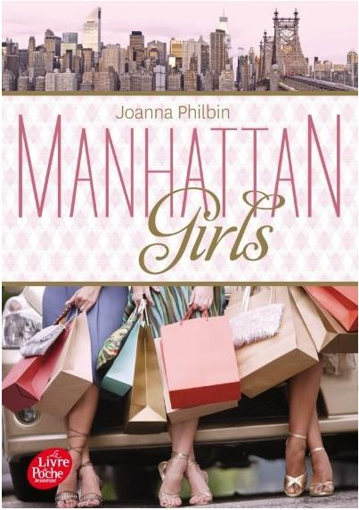 Couverture Manhattan Girls, tome 1