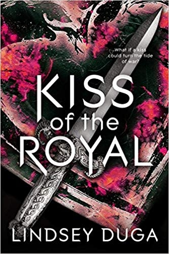 Couverture Kiss of the Royal