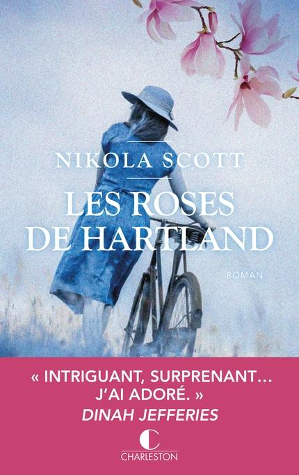 Couverture Les roses de Hartland