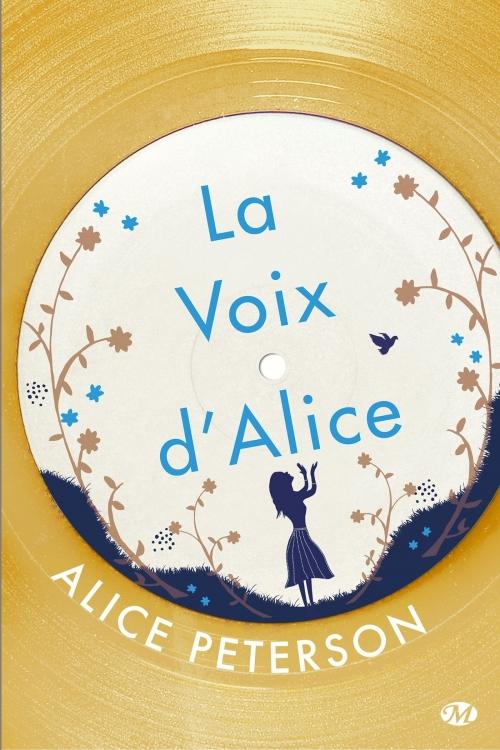 Couverture La voix d'Alice