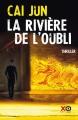 Couverture La Rivière de l'Oubli Editions XO (Thriller) 2018