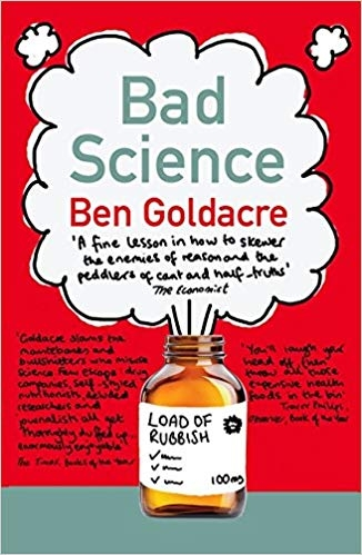 Couverture Bad Science