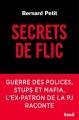 Couverture Secrets de Flic Editions Seuil (Documents) 2018