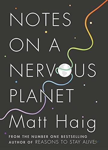 Couverture Notes on a Nervous Planet
