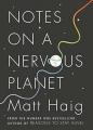 Couverture Notes on a Nervous Planet Editions Canongate 2018