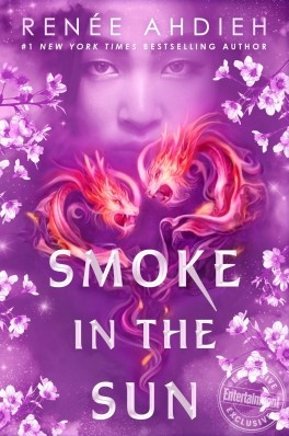 Couverture Flame in the mist, tome 2 : Smoke in the sun