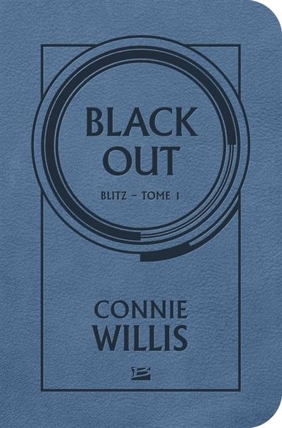 Couverture Blitz, tome 1 : Black-out