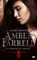 Couverture Amber Farrell, tome 1 : La morsure du serpent Editions Milady (Bit-lit) 2018