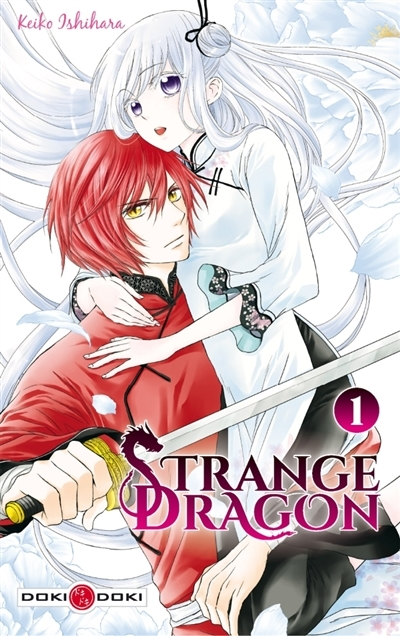 Couverture Strange Dragon, tome 1