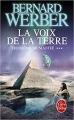 Couverture Troisième humanité, tome 3 : La voix de la terre Editions Le Livre de Poche 2016