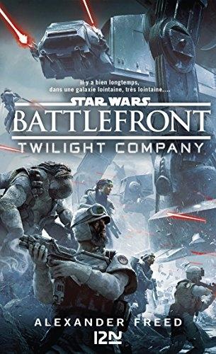 Couverture Star Wars : Battlefront : Twilight Company