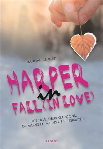 Couverture Harper in fall (in love)