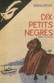 Couverture Dix petits nègres Editions Le Masque 2017