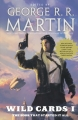Couverture Wild Cards (Martin), tome 1 Editions Tor Books 2010