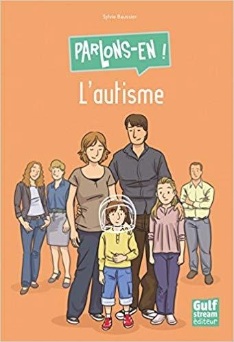 Couverture L'autisme : parlons-en !