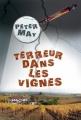 Couverture Terreur dans les vignes Editions du Rouergue 2014