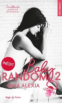 Couverture Baby random, tome 2