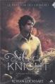Couverture Le pavillon des chimères, tome 2 : Silver knight Editions MxM Bookmark (Imaginaire) 2017