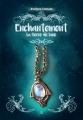 Couverture Enchantement, tome 1 : La pierre de lune Editions EdiLigne 2018