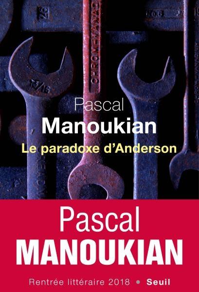 Couverture Le Paradoxe d'Anderson