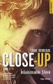 Couverture Close-up, tome 3 : Insaisissable Steve Editions Hugo & cie (New romance) 2017