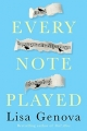 Couverture Every Note Played Editions Allen & Unwin  2018