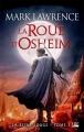 Couverture La reine rouge, tome 3 : La roue d'Osheim Editions Bragelonne (Fantasy) 2018