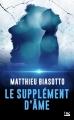Couverture Le supplément d'âme Editions Bragelonne (Poche) 2018