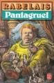 Couverture Pantagruel Editions Le Livre de Poche 1983