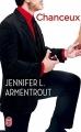 Couverture Jeu de patience, tome 2.5 : Chanceux Editions J'ai Lu 2015