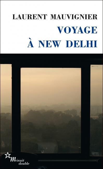 Couverture Voyage à New Delhi
