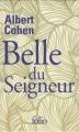 Couverture Belle du seigneur Editions Folio  2017