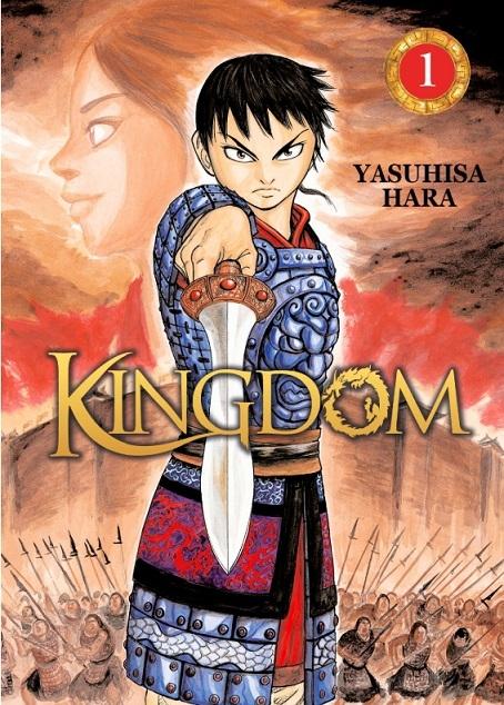 Couverture Kingdom, tome 01