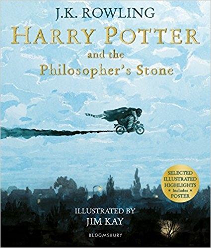 Harry Potter Illustree Tome 1 Harry Potter A L Ecole Des
