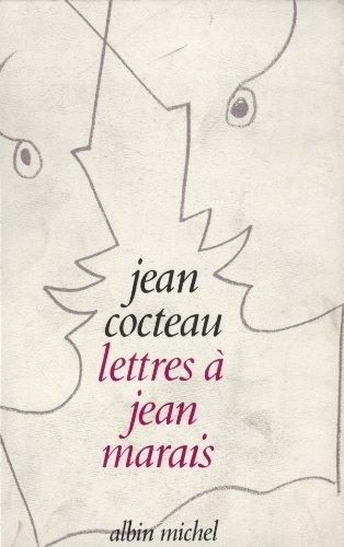 Couverture Lettres à Jean Marais