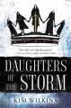 Couverture Le sang et l'or, tome 1 : Les filles de l'orage Editions Del Rey Books 2014