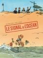 Couverture Le Signal de l'Océan Editions Vents d'ouest 2018
