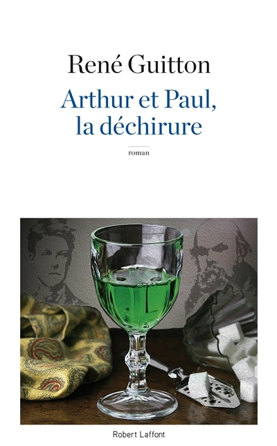 Couverture Arthur et Paul, la déchirure