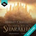 Couverture Sharakhaï, tome 1 : Les douze rois de Sharakhaï Editions Hardigan 2018