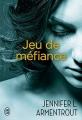 Couverture Jeu de patience, tome 4.5 : Jeu de méfiance Editions J'ai Lu 2018
