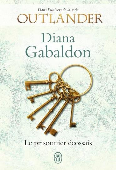 Couverture Outlander, tome 11 :  Le prisonnier écossais