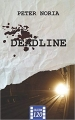 Couverture Deadline Editions Autoédité 2017