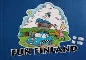 Couverture Fun Finland Editions Aurinko Kustannus 2015