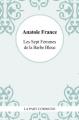 Couverture Les Sept Femmes de Barbe-Bleue Editions La Part Commune 2016