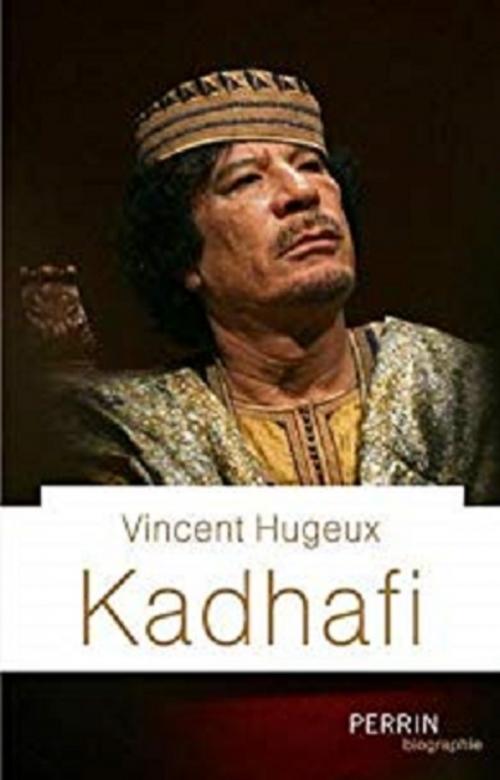 Couverture Kadhafi