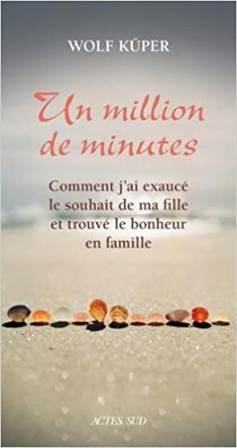 Couverture Un million de minutes