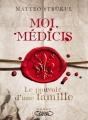 Couverture Moi, Médicis Editions Michel Lafon 2018