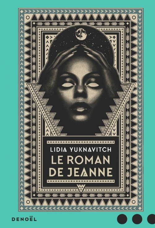 Couverture Le Roman de Jeanne