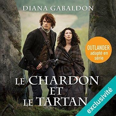 Couverture Outlander (10 tomes), tome 01 : Le chardon et le tartan