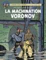 Couverture Blake et Mortimer, tome 14 : La Machination Voronov Editions Blake et Mortimer 2013